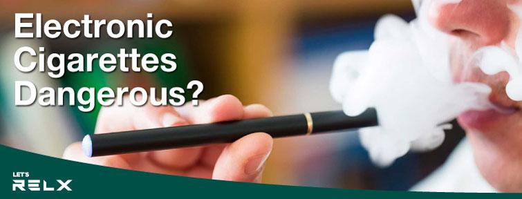 Electronic Cigarettes Dangerous ? บุหรี่ไฟฟ้าอันตรายไหม