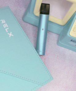 Relx Pod Vape Tiffany Blue