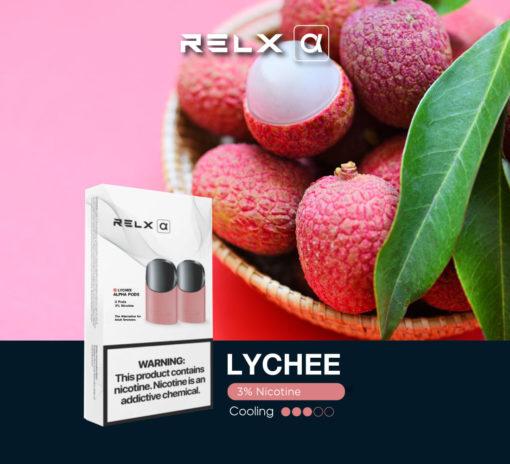 RELX Alpha Lychee