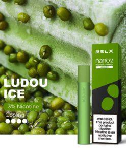 RELX nano2 Ludou Ice