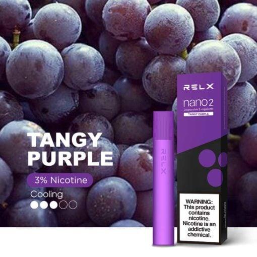 RELX nano2 Grape