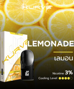 Kurve-Flavor-lemonade