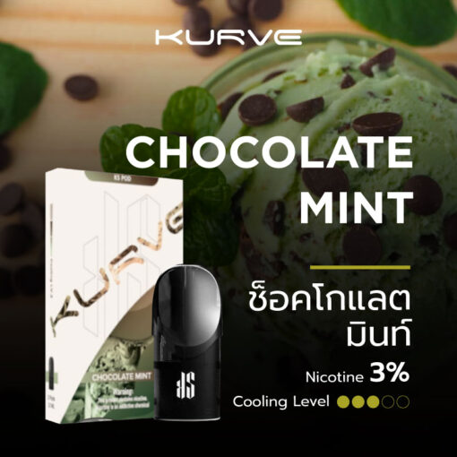 Kurve Flavor Chocolate Mint