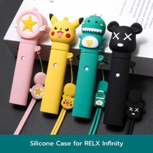 RELX Infinity Silicone Cartoon